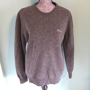 Pringle of Scotland Luxury Wool Sweater Jumper New